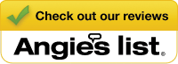Angies List Certified Click here for Reviews!